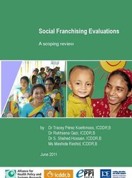 Social Franchising Evaluations