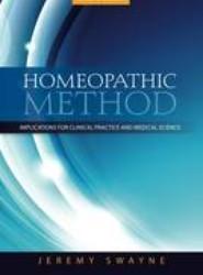 Homeopathic Method