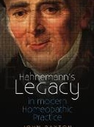 Hahnemann's Legacy in modern homeopathic practice 2018