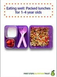 Eating Well: Packed Lunches for 1-4 Year Olds