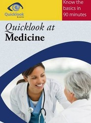 Quicklook at Medicine