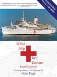 White Ship Red Crosses