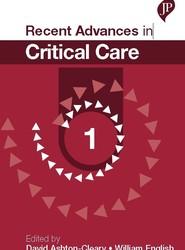 Recent Advances in Critical Care - 1