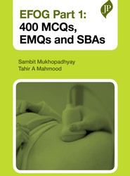 EFOG Part 1: 400 MCQs, EMQs and SBAs