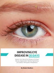 Improving Eye Disease in 30 Days