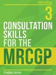 Consultation Skills for the Mrcgp, Third Edition