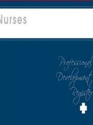 Nurses Professional Development Register