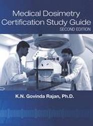 Medical Dosimetry Certification Study Guide