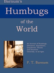 Barnum's Humbugs of the World