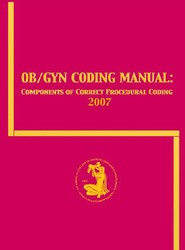 OB/GYN Coding Manual 2007