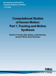 Computational Studies of Human Motion: Tracking and Motion Synthesis Pt. 1