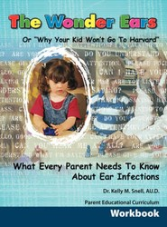 The Wonder Ears or Why Your Kid Won't Go To Harvard Parent Educational Curriculum Workbook