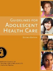 Guidelines for Adolescent Health Care