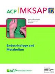 MKSAP 17 Endocrinology and Metabolism