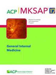 MKSAP 17 General Internal Medicine
