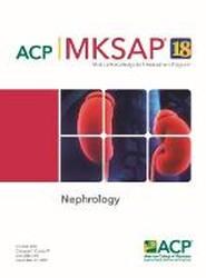 MKSAP (R) 18 Nephrology