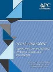 Adolescent Self-Report UCC (UCC-SR-Adolescent)