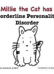 Millie the Cat Has Borderline Personality Disorder