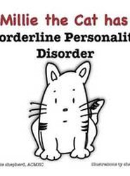 Mille the Cat Has Borderline Personality Disorder