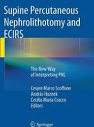 Supine Percutaneous Nephrolithotomy and ECIRS