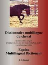 Equine Multilingual Dictionary