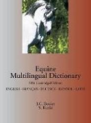 Equine Multilingual Dictionary