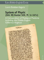 System of Physic (GUL MS Hunter 509, Ff. 1r-167v)