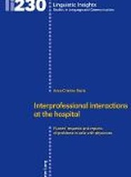 Interprofessional interactions at the hospital