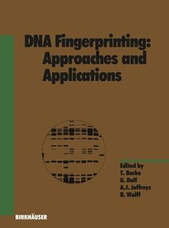 DNA Fingerprinting: Approaches and Applications