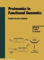 Proteomics in Functional Genomics