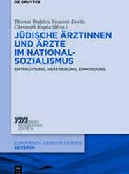 Judische Arztinnen Und Arzte Im Nationalsozialismus