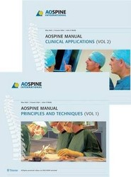 AO Spine Manual, Books and DVD