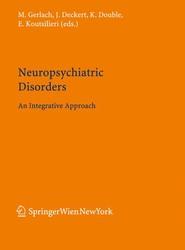 Neuropsychiatric Disorders