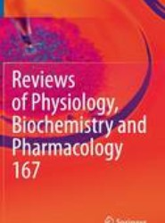Reviews of Physiology, Biochemistry and Pharmacology, Vol. 167