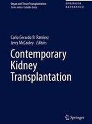Contemporary Kidney Transplantation