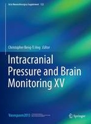 Intracranial Pressure and Brain Monitoring XV