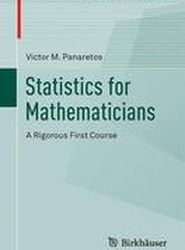 Statistics for Mathematicians 2016