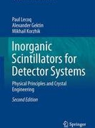 Inorganic Scintillators for Detector Systems 2017