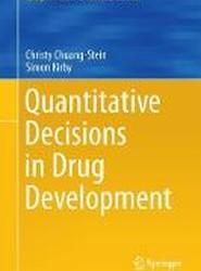 Quantitative Decisions in Drug Development 2016