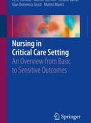 Nursing in Critical Care Setting