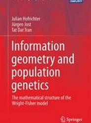 Information Geometry and Population Genetics