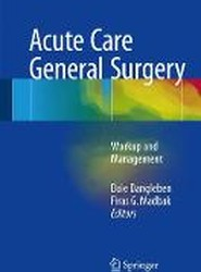 Acute Care General Surgery 2017