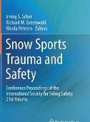 Snow Sports Trauma and Safety 2017