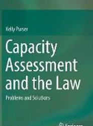 Capacity Assessment and the Law 2017