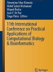 11th International Conference on Practical Applications of Computational Biology & Bioinformatics 2017