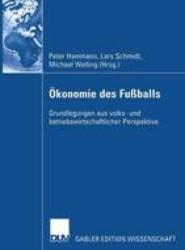 Okonomie Des Fussballs
