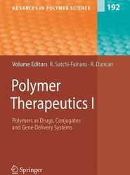 Polymer Therapeutics I