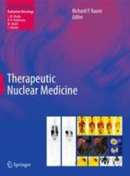 Therapeutic Nuclear Medicine