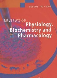Reviews of Physiology, Biochemistry and Pharmacology 160