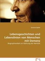 Lebensgeschichten Und Lebenslinien Von Menschen Mit Demenz